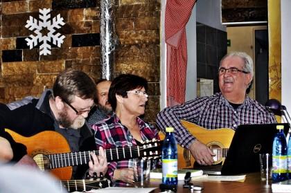 Śpiewogranie w Spółdzielczym Domu Kultury