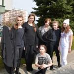 """Teatr """"NA WIDELCU"""" z ZS nr 4 w Stalowej Woli"""