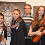 NAGRODA Zespół z Gimnazjum nr 4 w Stalowej Woli