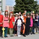 """Teatr """"TRÓJECZKA"""" z PSP nr 3 w Stalowej Woli"""