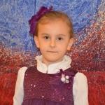 Julia Kajpust z Przedszkola nr 18 w Stalowej Woli