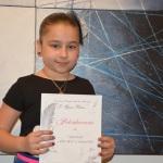 Natalia Jocek z PSP z OI nr 7 w Stalowej Woli