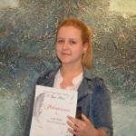 Sandra Żołdak z ZS nr 4 w Stalowej Woli