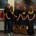 WYRÓŻNIENIE Zespół Muzyczny przy ZS Ponadgimnazjalnych nr 1 w Stalowej Woli