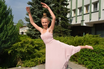 Justyna Rybak – najlepsza tancerka!