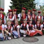 WYRÓŻNIENIE  Dzieci Oleszyc z SP w Oleszycach