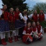 WYRÓŻNIENIE  Czerwone Korale z Publicznego Gimnazjum w Oleszycach