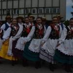 """WYRÓŻNIENIE  Zespół Pieśni i Tańca """"Przewrotniacy"""" z ZS w Przewrotnem"""