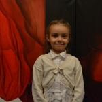 NAGRODA  Olivia Hausner z Przedszkola nr 15 w Stalowej Woli