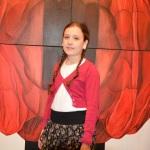 Amelia Kołtun ze SP w Nowej Sarzynie