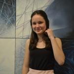Eliza Kosmala z Publicznego Gimnazjum w Antoniowie
