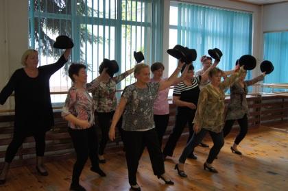 Zespół taneczny Seniorów