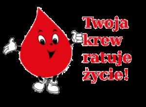 Wspólnie idziemy do krwiodawstwa – ratując życie innym