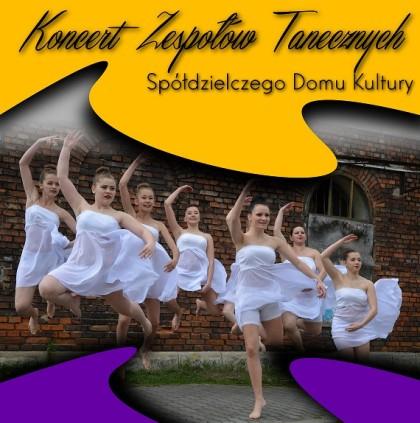 Koncert Zespołów Tanecznych SDK