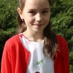 Agnieszka Wolicka z PSP z OI nr 7 w Stalowej Woli