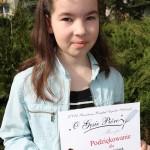 Martyna Świątek PSP nr 4 w Stalowej Woli