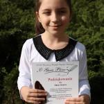 Milena Hamera PSP z OI nr 7 w Stalowej Woli