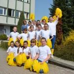 Szkolny Zespół Taneczny GROSZKI z ZS w Zaleszanach