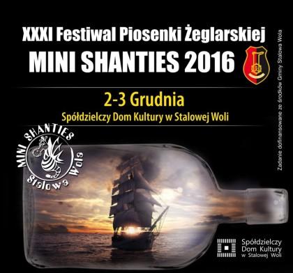 Mini Shanties 2016