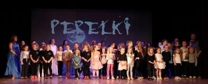 Zakończenie roku artystycznego Perełek