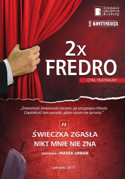 2 X FREDRO