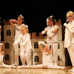 Zespół Teatralny STUDIO 10 ze Szkoły Podstawowej w Tarnobrzegu