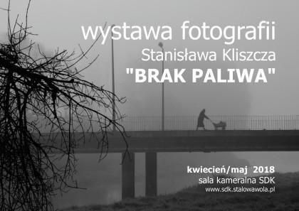 Wystawa fotografii Stanisława Kliszcza