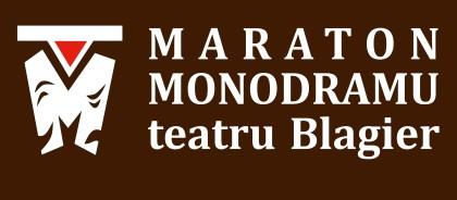 Maraton Monodramu Teatru Blagier