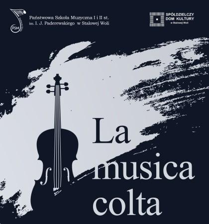 Koncert LA MUSICA COLTA