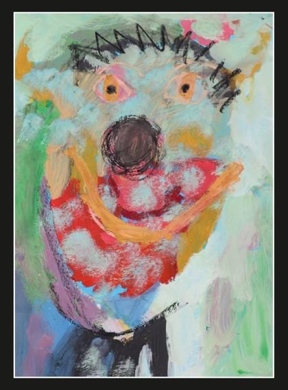 Wernisaż wystawy prac dziecięcych