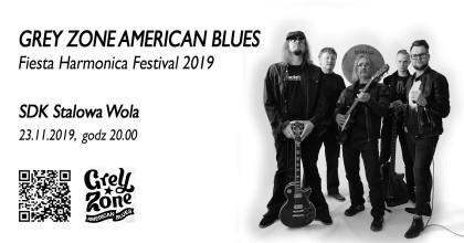 Koncert GREY ZONE AMERICAN BLUES