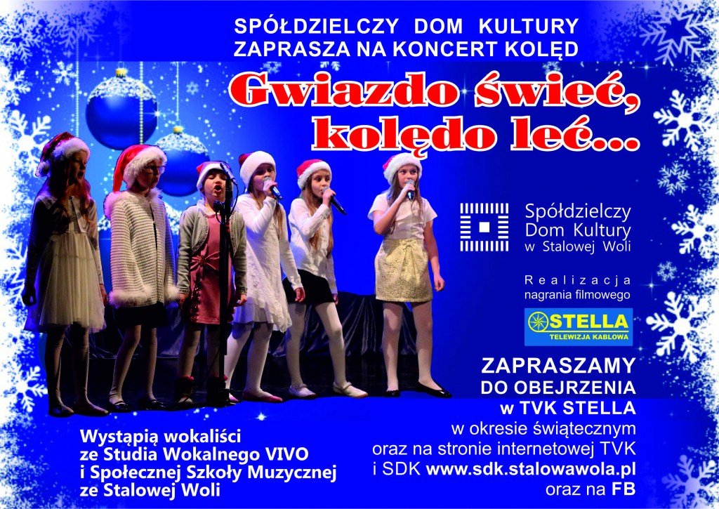 koncert kolęd 2020