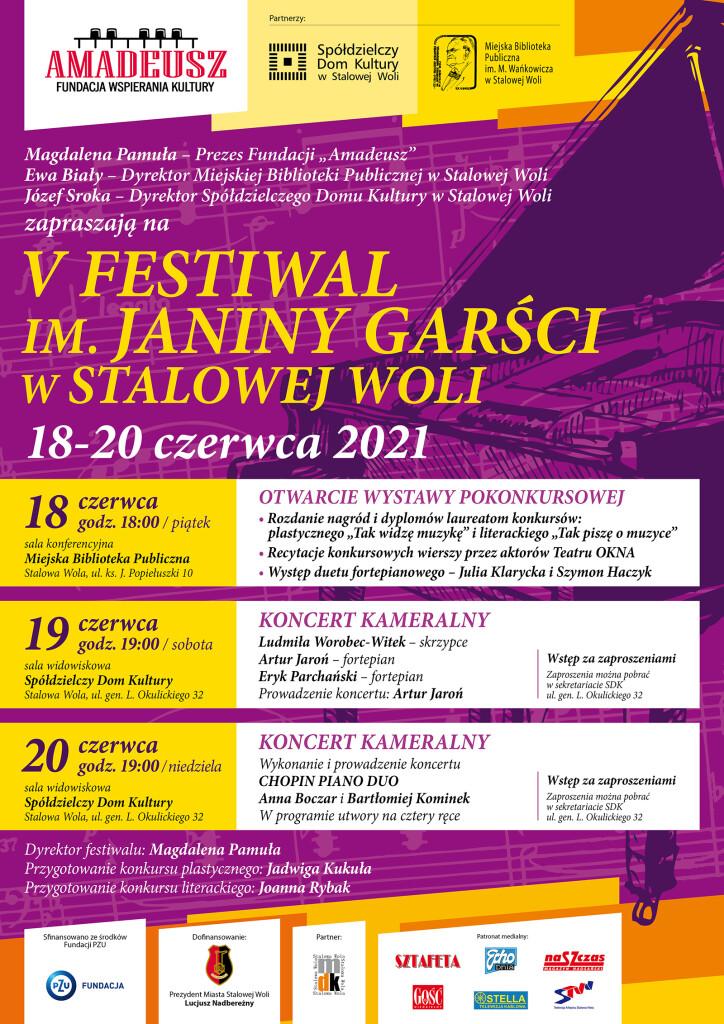 FESTIWAL JG 2021 plakat A3 _www